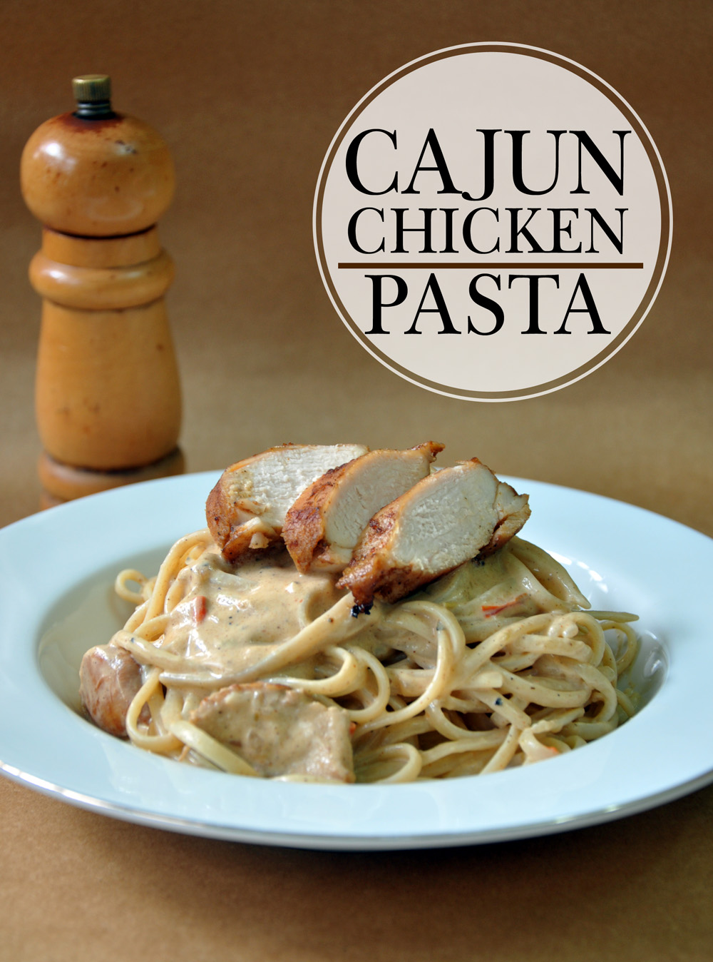 Cajun Chicken Pasta Kiss The Foodie